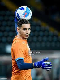 Alex Meret during the Italian football Serie A match Udinese Calcio... News  Photo - Getty Images