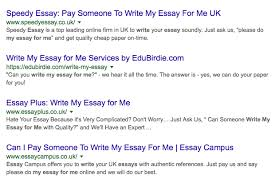 university crackdown on essay mill websites why blocking them   were more than 100 websites in operation confirmed by a quick google search it can therefore be assumed that the use of these services is widesp