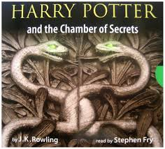 harry potter and the chamber of secrets book 2 unabridged 8 audio cd set edition amazon co uk j k rowling stephen fry 9780747586432 books
