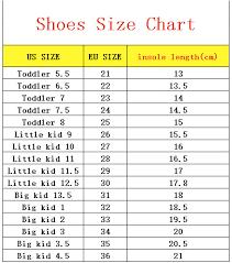 Toddler Girl Shoe Chart 77 Memorable Toddler Kids Shoe Size Chart