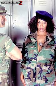Chaka t big tits army