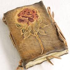 old book journal diy embossed leather journal things i like of old book journal diy