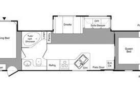 58 wonderful nash 5th wheel floor plans gccai northwood nash 22h travel trailer on nash fifth wheel wiring diagram