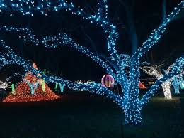 Christmas Light Displays In Southeast Michigan The Ultimate Christmas Lights Road Trip For Detroit And Se