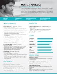 Freelance Graphic Designer Resume Design Creative Resume