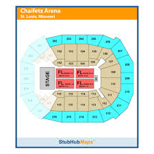 Chaifetz Arena Seating Chart Phish Chaifetz Arena Events And Concerts In Saint Louis Chaifetz