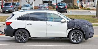 2018 acura mdx pictures. perfect acura 2018 acura mdx spy exterior for acura mdx pictures