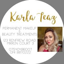 karla teaz permanent makeup beauty clinic paisley scotland pricing reviews book appointments booksy