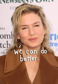 renee zellweger pens powerful essay about plastic surgery almost  no title