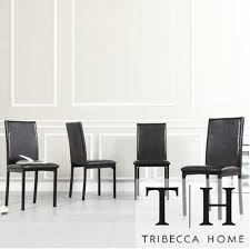get ations darcy espresso metal upholstered dining chair set of 4 dining room furniture