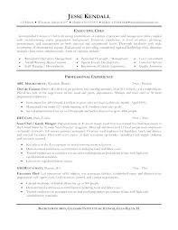 Executive Curriculum Vitae Template Banquet Cook Resume Prep Cook