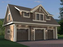 Four Car Garage House Plans
