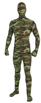 Morphsuit Size Chart Morphsuit Camo