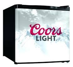 Coors Light Vending Machine Impressive Coors Light Mini Fridge VinnyMo