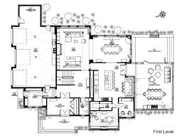 Floor Plan Maison Du Boisé By Gestion René Desjardins Home - Modern house plan interior design