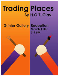 trading places by h o t clay