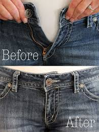 Make Pants How To Make The Waist Bigger On Jeans How To Wear Belts