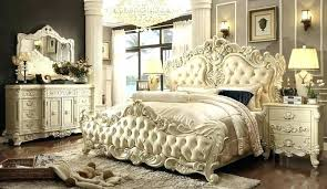 Tufted upholstered sleigh bed Grey Upholstered Sleigh Bed Set King Linen Weave Platinum White Tufted Queen Renaissance Style Antique Bedroom With Padded Carved Headboard And This Includes Coreteam Upholstered Sleigh Bed Set King Linen Weave Platinum White Tufted