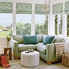 Simple Sunroom Decorating Ideas And Creative Small Decor Throughout Design Inspiration