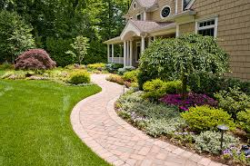Full Size of Garden Ideas:beautiful Front Of House Yard Landscaping Ideas  Beautiful Front Of ...