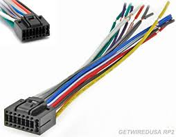 amazon com getwiredusa 16 pin car audio wire harness, stereo power Wiring Harness Connectors at Ssl Sd10 1b Wiring Harness