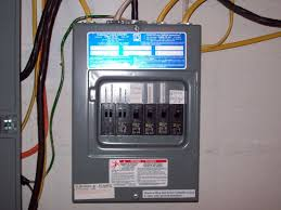 problems with square d subpanel electrical diy chatroom home how to wire a load center diagram at Square D Homeline Wiring Diagram