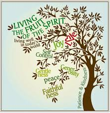 fruits of the spirit love