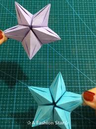 Beliebt 23ideen Origami Sterne Falten