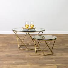 home decorators collection bella aged gold coffee table 9501200910 pertaining to gold coffee table luxurious gold