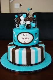 40th Birthday Cakes For Men Babyplanet