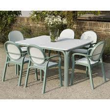 6 gemma chairs edelweiss set