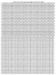 Printable Peyote Graph Paper Rome Fontanacountryinn Com