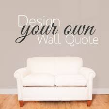 make your own e custom perfect make your own wall decal