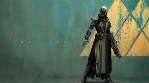 warlock destiny wallpaper hd