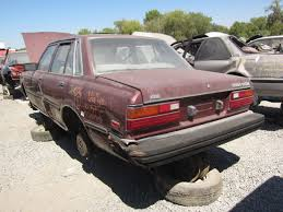 Junkyard Find: 1982 Toyota Cressida - The Truth About Cars