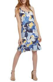 NIC+ZOE Sun Seeker Sleeveless Shift Dress (Regular & Petite) | Nordstrom