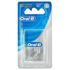 Oral-B <b>ершики</b> сменные <b>конические</b> 6 шт купить по цене 367,0 ...
