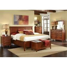 The Best Bedroom Furniture Simply Solid Aiden Wood 6piece Queen Bedroom Collection The Best Furniture D