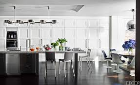 Of White Kitchens With Dark Floors 20 Black And White Kitchen Design Decor Ideas