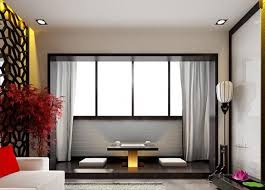 Japanese Style Living Room Exclusive Japanese Living Room Design With Elegant Detail And