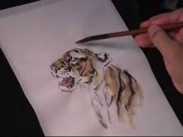 chinese tiger drawing.  Tiger Throughout Chinese Tiger Drawing I