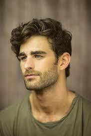 Modelo Inside Mens Styles Wavy Hair Men Curly Hair Men Medium