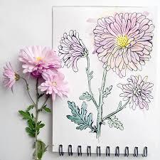 #flowers #illustration #art #watercolor in 2020 | Art, Illustration ...