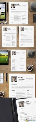 premium resume cv template set heroturko premium resume cv template set