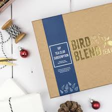 monthly tea subscription gift box