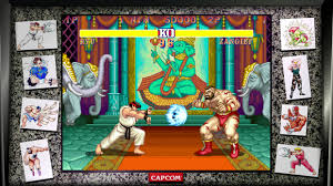 street fighter 30th anniversary collection includes 12 games