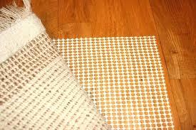 non slip rug pads for hardwood floors prestigious non skid rug mat no slip rug pad