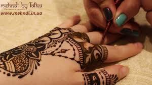 Mehndi Tattoo By Tatka татуировки роспись хной обучение