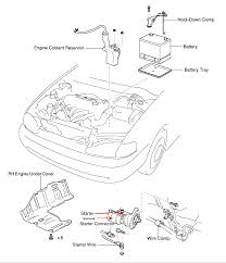 toyota camry wiring diagrams discover your wiring frame and engine diagram 1999 toyota corolla