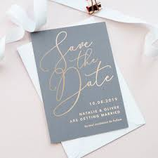 Save The Dates Wedding Save The Date Cards Notonthehighstreet Com